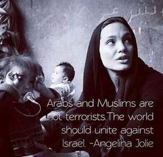 Arabs and muslims are not terrorist!!!