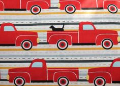 Red Truck Reusable Sandwich Bag SALE Buy Four Get One Free on Reusable Bags