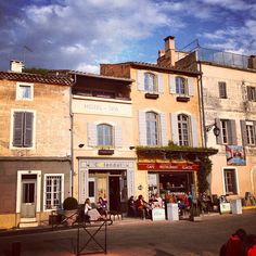 Hotel in Arles. #ourchoix