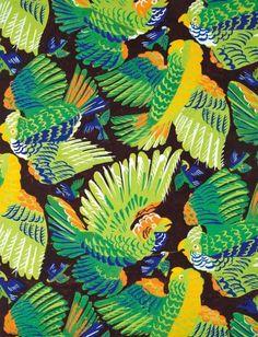 Raoul Dufy - Parrots