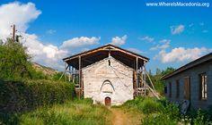 Church Sv. Dimitrija (Св. Димитрија, St. Demetrius), v. Gradesnica, Mariovo