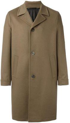Paul Smith single breasted coat Mens Overcoat, Paul Smith, Single Breasted, Wool Blend, Cashmere, Raincoat, Mens Fashion, Stylish, Jackets