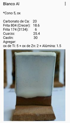Al White, cono 5, ox. Clara Giorello Ceramic Studio, Ceramic Clay, Wabi Sabi, Ceramic Glaze Recipes, Clay Texture, Ceramic Techniques, Glazes For Pottery, Pottery Studio, Ceramic Design