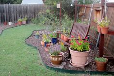 Lazy Gardening: Reduce lawn space. (Richard S. Buse photo)