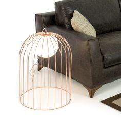 HomePlaneur Jengo birdcage lamp
