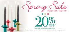 Our Spring Sale is warming up!