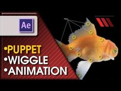 Adobe After Effects CS6 - Animating using Puppet Tool - YouTube