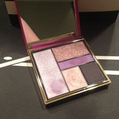 """Victoria's Secret Large Eyeshadow Palette. Victoria's Secret Large Eyeshadow Palette. 3"""" by 3"""", large. I will not be swatching these colors, you'll be ignored if you ask. I'm trying to follow the rules the best I can. Colors are accurately depicted. Palette is called Unstoppable. VS make up is hard to find and changes season to season so grab this beautiful palette while you can! Victoria's Secret Makeup Eyeshadow"""