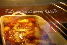 Gnocchi gratinati gusto Intenso | La cucina di nonna Rita