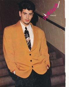 JORDAN KNIGHT pinup – STARE AT YOU ONE SONG ZTAMS