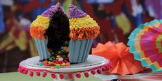 The Pinata Cupcake