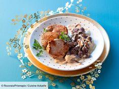 Recette Médaillons de veau aux morilles et fève de tonka. Ingrédients (4 personnes) : 6 médaillons de veau, 80 g de morilles déshydratées, 3 échalotes... - Découvrez toutes nos idées de repas et recettes sur Cuisine Actuelle