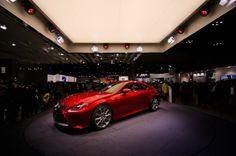 Lexus RC Coupe Lexus Cars, Cutaway