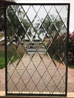 #stained #glass #window #panel #bevel #beveled #artglass #decorative #stainedglasswindows #leadedglass