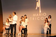 The Big Event - unveiling of the 2014 trends collection, Pure Beauty. #byMario #MarioTricoci #ChicagoSpa #ChicagoSalon