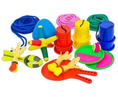 Pausenkiste mit 12 verschiedenen Spielideen für die ganze Klasse #Schule #Pausenspiel #Bewegung #Sport #betzold