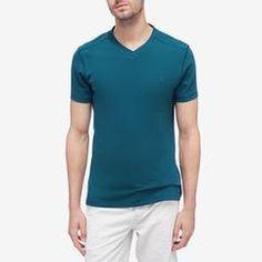 Timberland Dunstan River - Men's V-Neck Tee Polo Shirts, V Neck Tee, Timberland, River, Mens Tops, T Shirt, Fashion, Supreme T Shirt, Moda