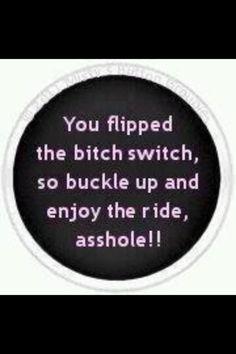 ...enjoy the ride....lol