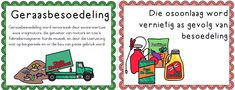 Besoedeling – Teacha! English Language Learning, Life Skills, Biology, Van, Teacher, Words, Image, Professor, Vans