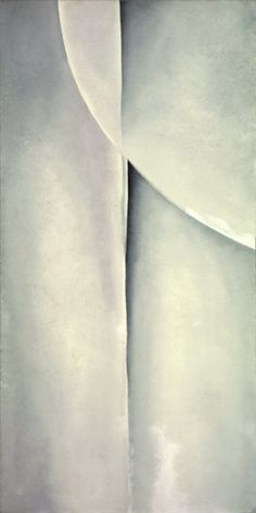 Georgia O'Keeffe - Line and Curve, 1927.  Art Experience NYC  www.artexperiencenyc.com/social_login/?utm_source=pinterest_medium=pins_content=pinterest_pins_campaign=pinterest_initial