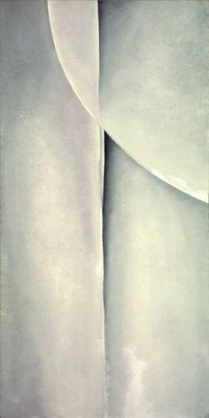 Georgia O'Keeffe - Line and Curve, 1927