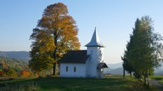 kaplnka na Korytárkach