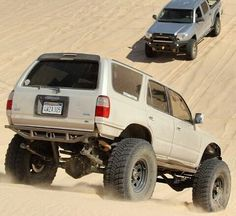 SAS Toyota 4runner