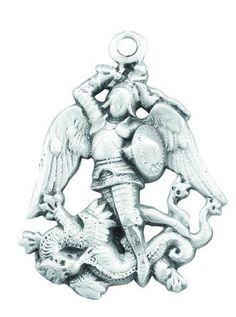 St. Michael Sterling Medal