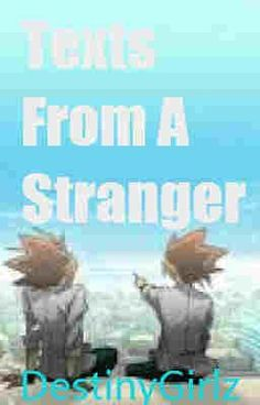 Texts From A Stranger (Yu-Gi-Oh! Fanfic) - Yaoi, Puzzleshipping and other pairings. Yugi gets a new phone and receives a text from a mysterious stranger... Sparking up a friendship unlike any other. Friendship, Romance, Angst, Hurt/Comfort and other warnings. Read on Wattpad!  http://www.wattpad.com/story/7229798-texts-from-a-stranger-yu-gi-oh-fanfic