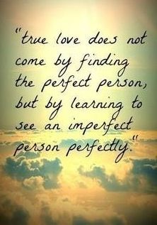 True love quote via Living Life at www.Facebook.com/KimmberlyFox.39