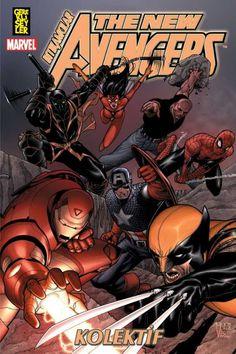 new avengers cilt 4 - Google'da Ara