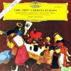 Carl+Orff+Carmina+Burana+LP+Vinil+180g+Dieskau+Jochum+Deutsche+Grammophon+Speakers+Corner+Pallas+EU+-+Vinyl+Gourmet