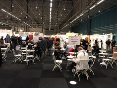 Real-Time Photos of the real #estate expo in #Sweden | #costainvet #stockholmsmassan #stockholm