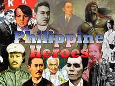 Philippine Heroes « Pinoy Facts and Trivia Bullying Posters, National High School, Anti Bullying, Pinoy, Trivia, Philippines, Abs, History, Movie Posters
