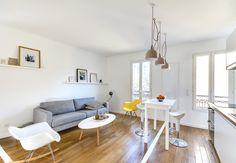 30m2 Flat in Paris / Richard Guilbault