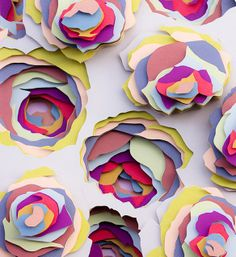 flowers by Maud Vantours / Art  Design