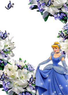 photoshop disney picture frame - Bing Images