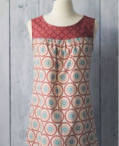 """I need a """"moment"""" to process this cool Ruby dress from @madebyrae featuring my #marsala moment collection! You are amazing! To see all of her gorgeous patterns, tutorials, and shop visit www.made-by-rae.com #jackiemcfee #camelotfabrics #rubydress #sewing #madebyrae"""