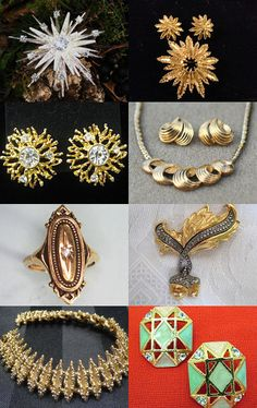 Avon Vintage Jewelry ~ The Vintage Jewelry Sellers on Etsy (VJSE) Group Team by Marlo www.MarlosMarvelousFinds.etsy.com --Pinned with TreasuryPin.com