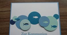Hello dear ones, a small shoal of fish is allowed on my card to . Hello dear ones, a small shoal of fish can make itself comfortable on my communion card. When I got the Sketch from Matc. Baby Shower Invitation Cards, Diy Invitations, Invitation Design, Baby Scrapbook, Scrapbook Cards, Diy Birthday Card For Boyfriend, Shoal Of Fish, Harry Potter Baby Shower, Hello Dear