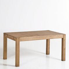 Table 2 allonges pin massif 6 à 8 couverts, TEKORA Autre   La Redoute  on aime : le prix 269,99 euros