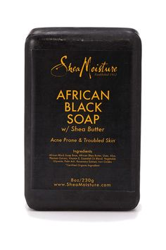 Our soothing body bar soap is specially formulated with organic Shea Butter, Oats and Aloe to cleanse, moisturize and comfort irritated skin while absorbing excess oil. African Black Soap, an honored