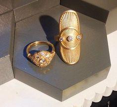 Line og Jo Bling Bling, Danish, Om, Diamonds, Jewellery, Rings, Baby, Design, Jewels