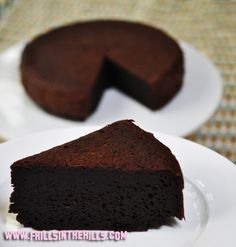 Frills in the Hills: Cheaty and Frugal:  Quick chocolate mud cake