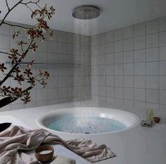 Splish splash, I was taking a bath/shower...