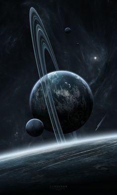 Corundum by *Alpha-Element on deviantART Outer Space Wallpaper, Wallpaper Earth, Planets Wallpaper, Galaxy Wallpaper, Screen Wallpaper, Wallpaper Quotes, Space Planets, Space And Astronomy, Galaxy Space