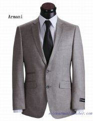 Custom made Cheap Good quality Tailored Two Buttons Double Welt Pocket Black Men Suits Armani Suits, Beige, Gray, Fifty Shades, Mens Suits, Dapper, Black Men, Gentleman, Suit Jacket