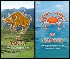 Cancer_Taurus:-Taurus man and Cancer woman relationship makes the combination of stable earth and nurturing water. They both find common needs in each other try to fulfill them. Problems may come when Taurus losses his temper and Cancer woman shows some moodiness...