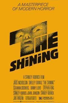 One of my favourite movies and one of Stanley Kubrick's best. Never fails to scare and disturb.