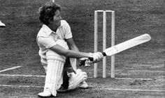 With the help of a 'slurp of brandy' and a sport-mad millionaire, Rachel Heyhoe-Flint not only invented the World Cup, she won it. Test Cricket, Cricket Sport, Cricket Uniform, England Cricket Team, Play N Go, Women's World Cup, Sport Photography, Women In History, Losing Her